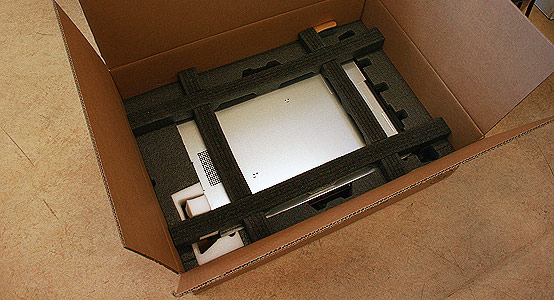 Dell unboxing, bild 3