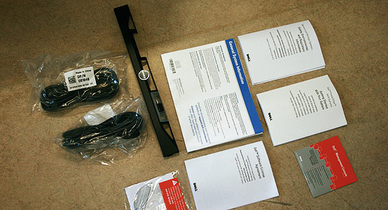 Dell unboxing, bild 4