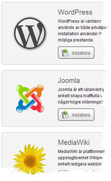One click installer