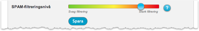 spam-filter-level