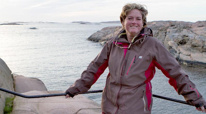 Anette Bargel håller till i Lysekil, men har kunder över hela Sverige.