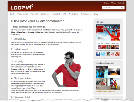 blogg-screenshot