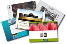 Kom igång med en hemsida till företaget med Loopia Sitebuilder