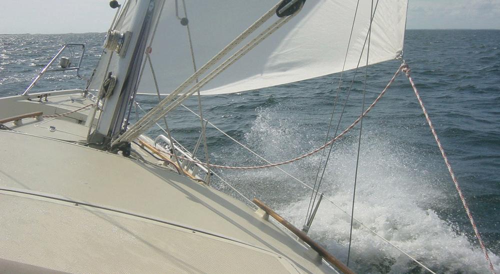 Att alla ska få ta del av bl a segling till sjöss är ett av målet med Båtpoolarna.