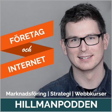Hillmanpodden - ett av våra tips på podcasts.