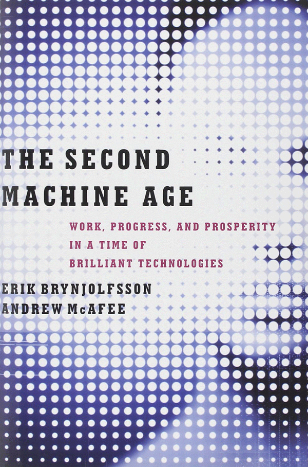 The second machine age - ett av våra boktips.