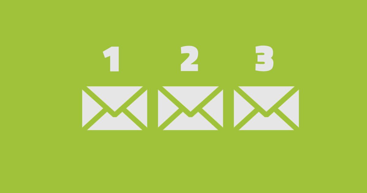 3 myter om e-postmarknadsföring.