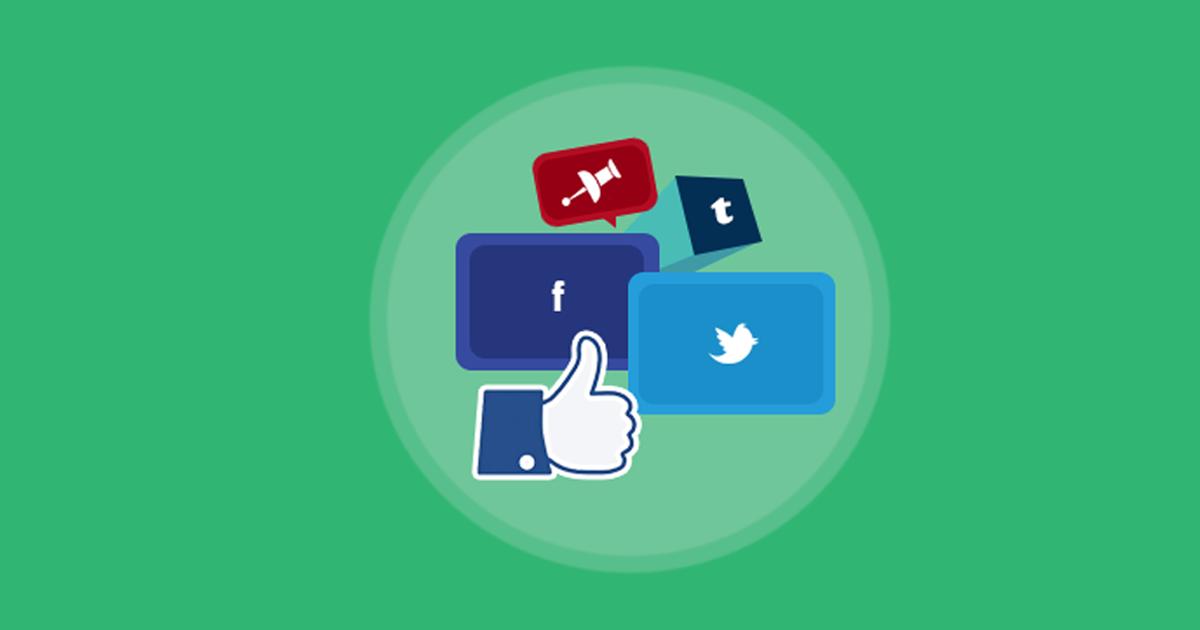 Syns ditt företag i rätt sociala medier 2017?