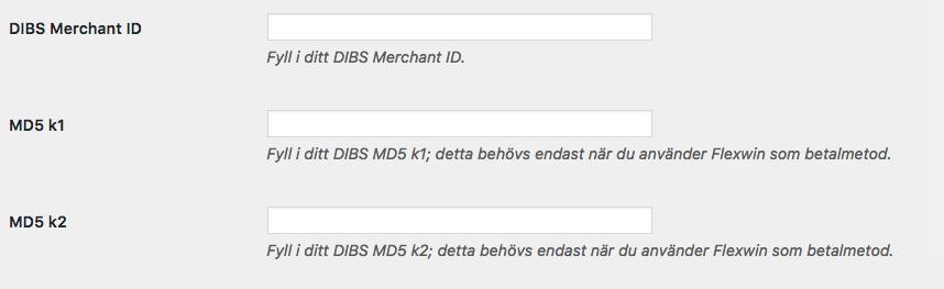dibs-installningar