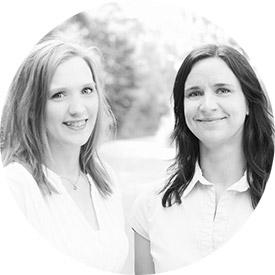 Louise och Gisela från Ella&Sigrid är partners till Loopia