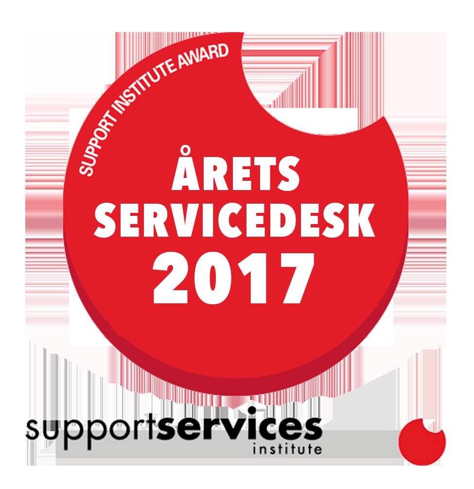 Loopia SuperSupport utsedd till Årets Servicedesk 2017
