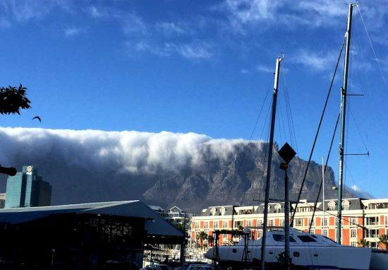 Taffelberget i Sydafrika - inspiration från en av Loopias kunder