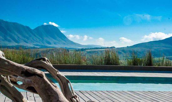 Pool i Sydafrika - inspiration från en av Loopias kunder