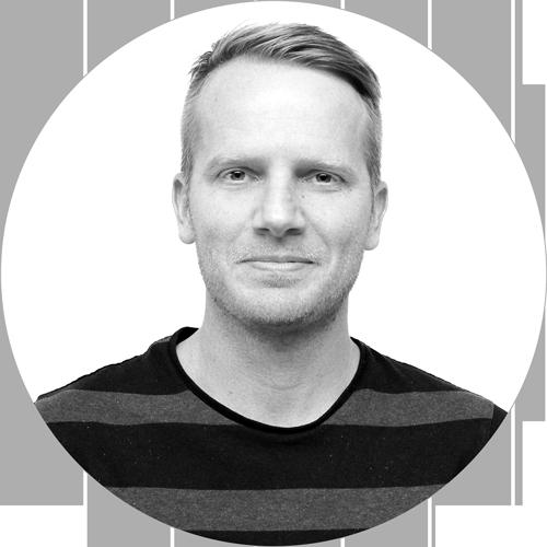Porträtt Daniel Överfjord, Product Manager Loopia AB